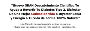 Revertir la Diabetes Tipo II
